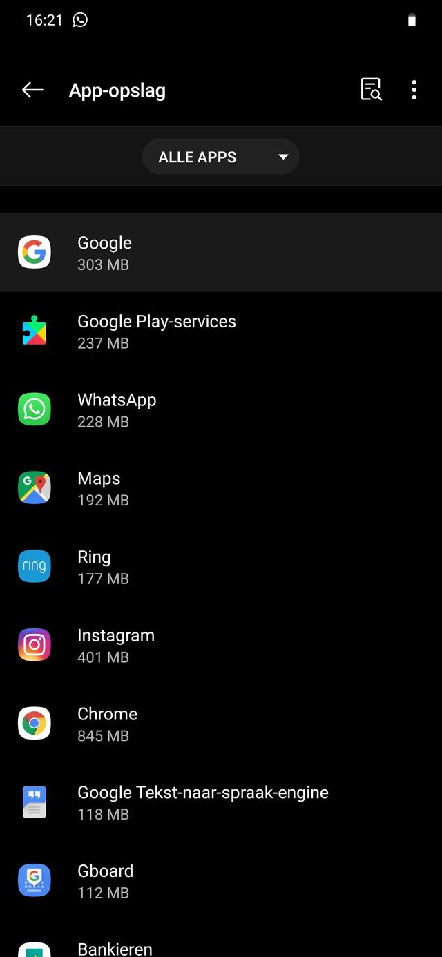 Android cache data 3